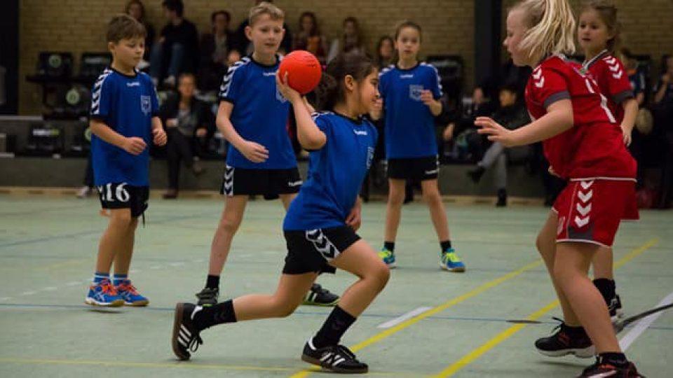 Børnehåndboldstævne